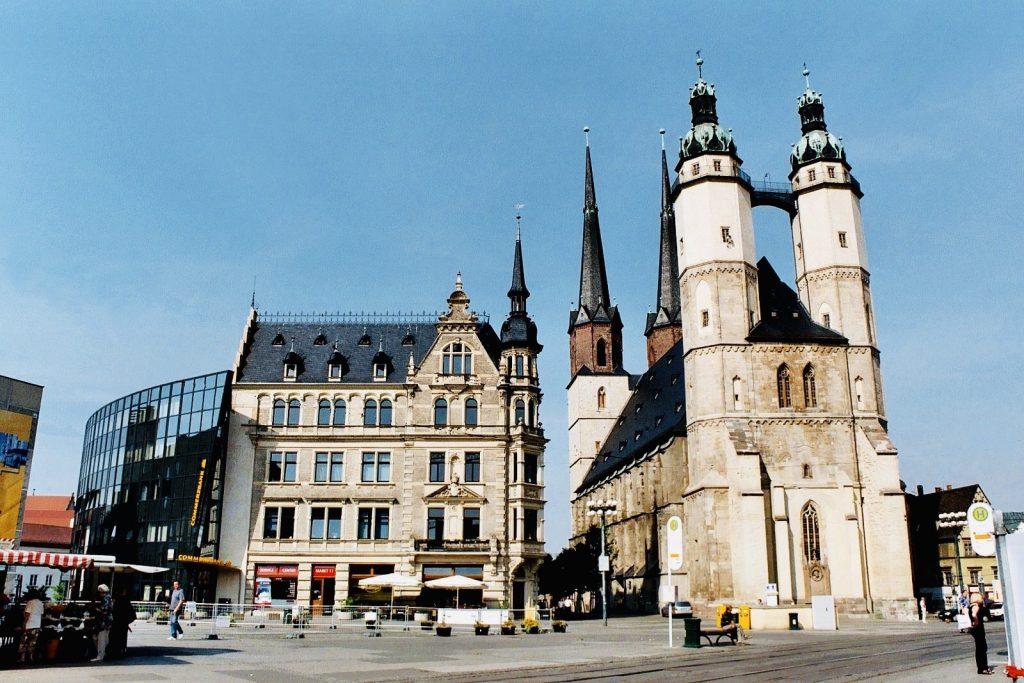 Wohnen in Halle (Saale)